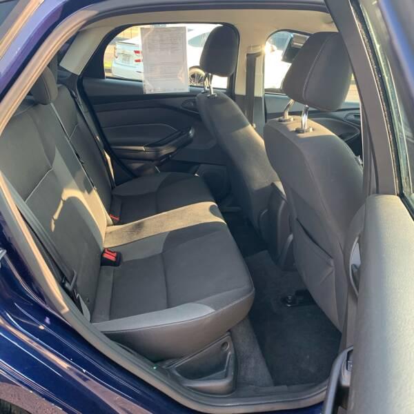 2012 Ford Focus SE 4dr Sedan - Roseburg OR