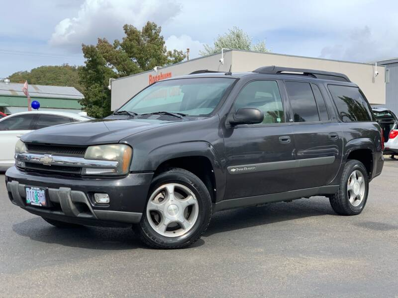 2004 Chevrolet TrailBlazer EXT LS 4WD 4dr SUV - Roseburg OR