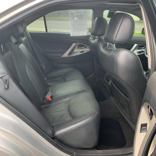 2008 Toyota Camry SE V6 4dr Sedan 6A - Roseburg OR