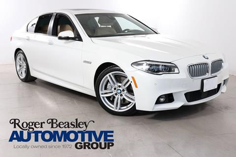 2016 BMW 5 Series for sale in Austin, TX