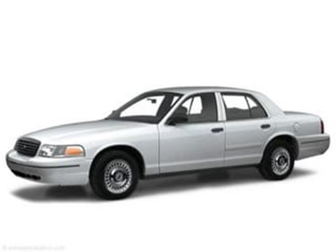 2000 Ford Crown Victoria for sale in Austin, TX