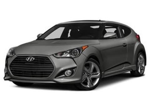 2016 Hyundai Veloster Turbo for sale in Austin, TX