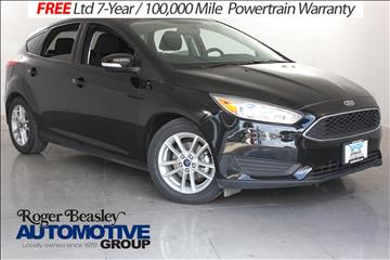 2016 Ford Focus for sale in Austin, TX