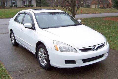 2007 Honda Accord for sale in Nicholasville, KY