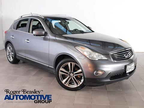 2011 Infiniti EX35 for sale in Austin, TX