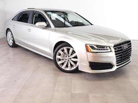 2017 Audi A8 L for sale in Austin, TX