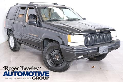 1996 Jeep Grand Cherokee for sale in Austin, TX