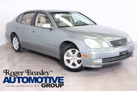 2001 Lexus GS 300 for sale in Austin, TX