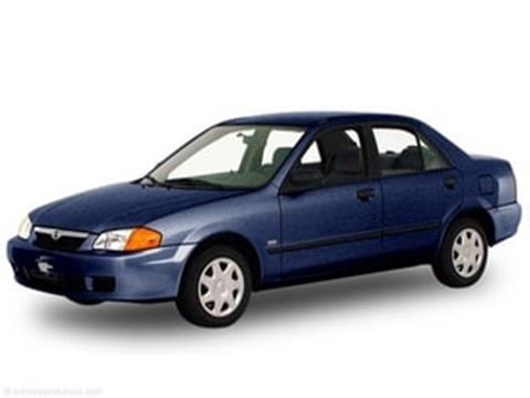 2000 Mazda Protege for sale in Austin, TX