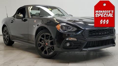2019 FIAT 124 Spider for sale in Austin, TX