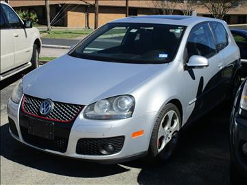 2008 Volkswagen GTI for sale in Austin, TX