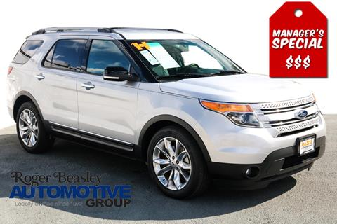 2014 Ford Explorer for sale in Georgetown TX