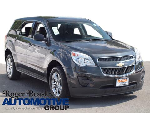 2012 Chevrolet Equinox for sale in Georgetown TX