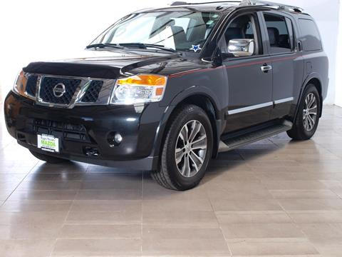 2015 Nissan Armada for sale in Georgetown, TX