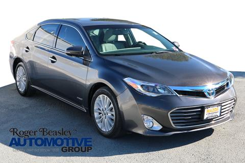 2014 Toyota Avalon Hybrid for sale in Georgetown TX