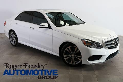 2014 Mercedes Benz E Class For Sale In Georgetown, TX