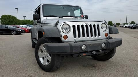 2010 Jeep Wrangler Unlimited for sale in Georgetown, TX