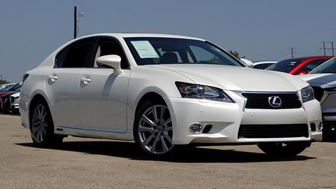 2013 Lexus GS 450h for sale in Georgetown, TX
