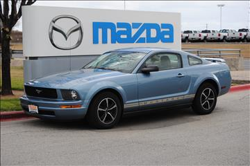 2005 Ford Mustang for sale in Georgetown, TX