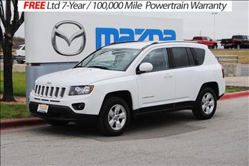 2016 Jeep Compass for sale in Georgetown, TX