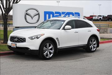 2009 Infiniti FX50 for sale in Georgetown, TX