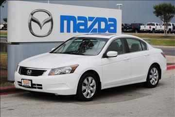 2009 Honda Accord for sale in Georgetown, TX