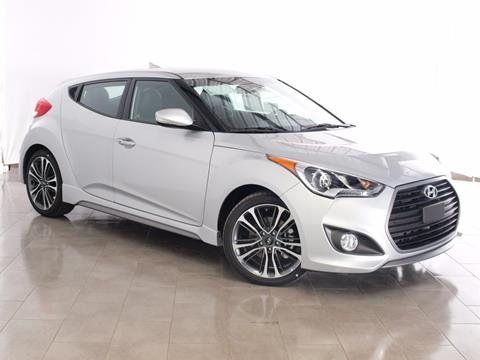2017 Hyundai Veloster Turbo for sale in Kyle, TX