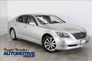 Roger Beasley Hyundai >> Lexus LS 460 For Sale - Carsforsale.com