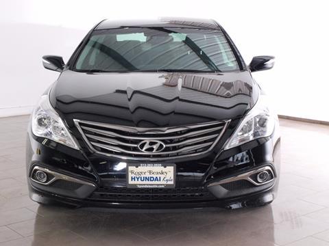 2017 Hyundai Azera for sale in Kyle, TX