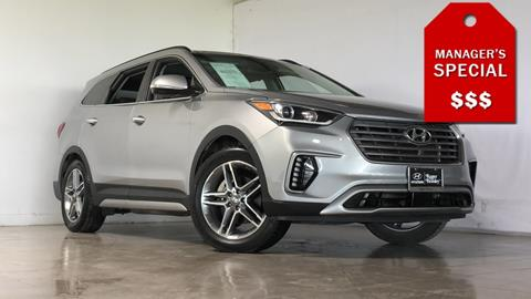 2017 Hyundai Santa Fe for sale in Kyle, TX