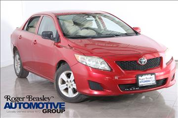 2010 Toyota Corolla for sale in Kyle, TX