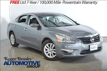 2015 Nissan Altima for sale in Kyle, TX
