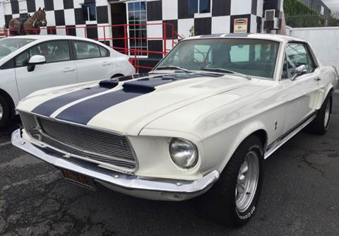1967 Ford Mustang for sale at BaySide Auto in Wilmington CA