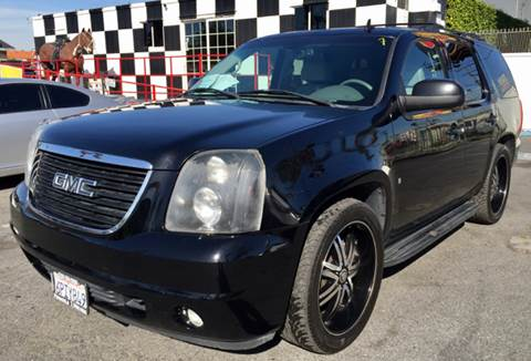 2007 GMC Yukon for sale at BaySide Auto in Wilmington CA