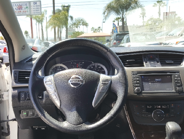 2013 Nissan Sentra for sale at BaySide Auto in Wilmington CA