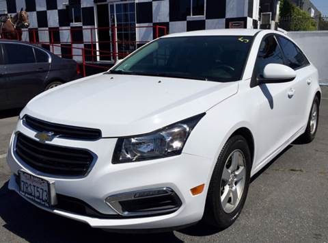2015 Chevrolet Cruze for sale at BaySide Auto in Wilmington CA