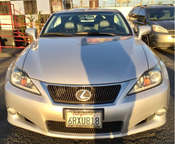 2011 Lexus IS 250C for sale at BaySide Auto in Wilmington CA