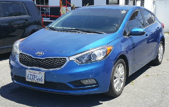 2014 Kia Forte for sale at BaySide Auto in Wilmington CA