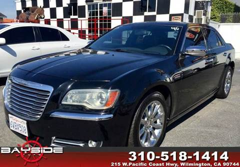 2012 Chrysler 300 for sale at BaySide Auto in Wilmington CA