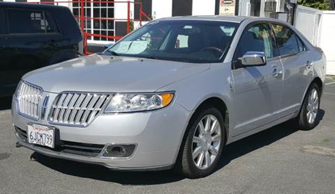 2010 Lincoln MKZ for sale at BaySide Auto in Wilmington CA