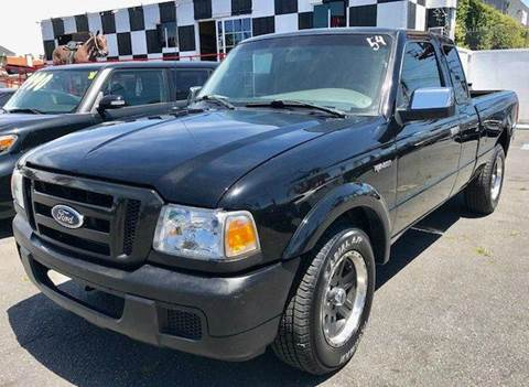 2007 Ford Ranger for sale at BaySide Auto in Wilmington CA