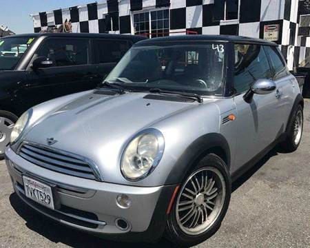 2005 MINI Cooper for sale at BaySide Auto in Wilmington CA