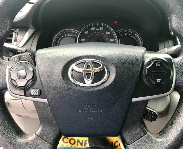 2012 Toyota Camry for sale at BaySide Auto in Wilmington CA