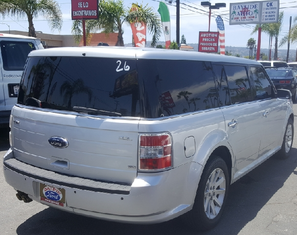 2011 Ford Flex for sale at BaySide Auto in Wilmington CA