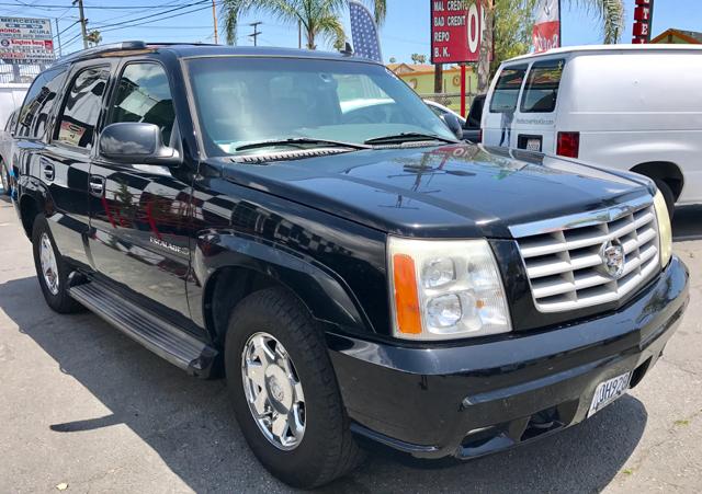 2006 Cadillac Escalade for sale at BaySide Auto in Wilmington CA