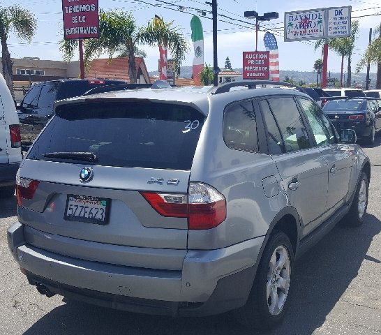 2007 BMW X3 for sale at BaySide Auto in Wilmington CA