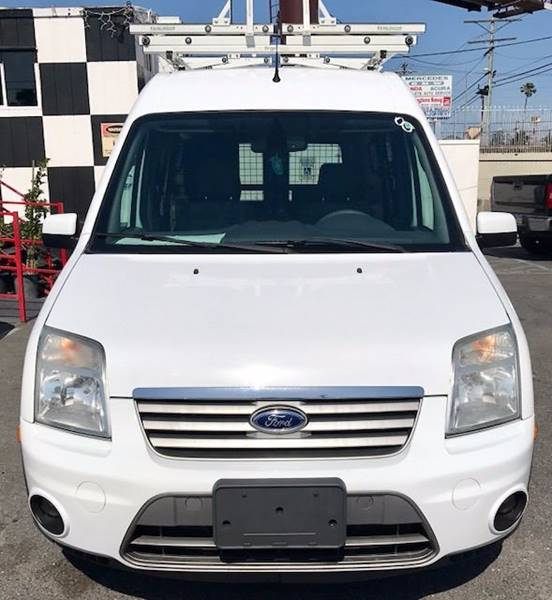2012 Ford Transit Connect for sale at BaySide Auto in Wilmington CA
