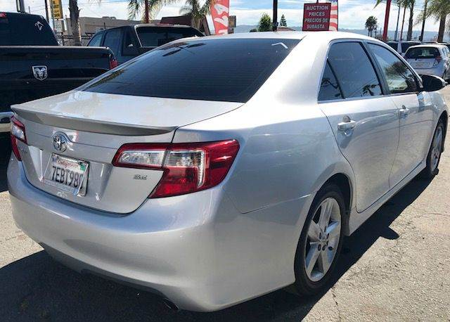 2014 Toyota Camry for sale at BaySide Auto in Wilmington CA