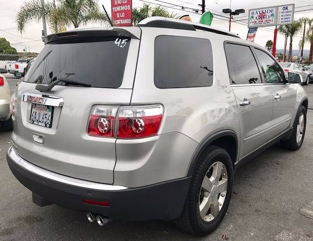 2007 GMC Acadia for sale at BaySide Auto in Wilmington CA