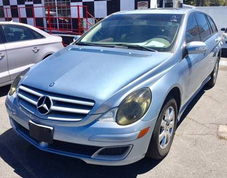 2006 Mercedes-Benz R-Class for sale at BaySide Auto in Wilmington CA